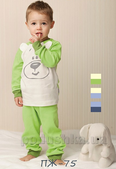 Пижама для мальчиков Robinzone ПЖ75