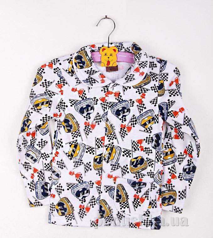 Пижама для мальчиков Серые Машинки ТМ Niso Baby 603Ag
