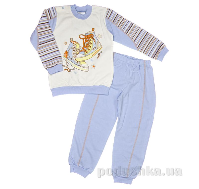 Детская пижама Ля-Ля 3АК117 футер