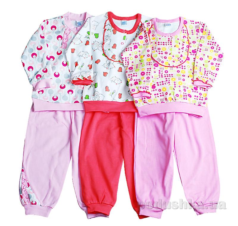 Пижама для малышей Ля-Ля 3ТК15 интерлок
