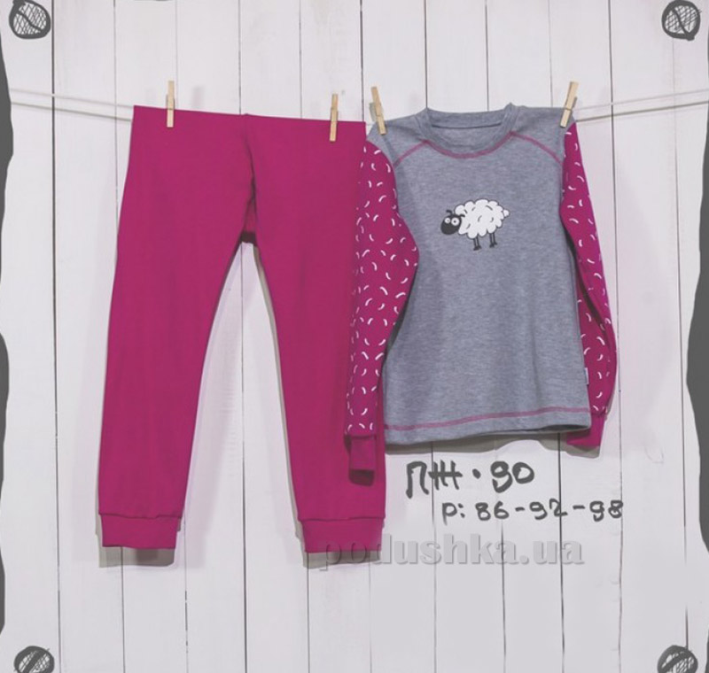 Пижама для малышей Robinzone ПЖ90 интерлок