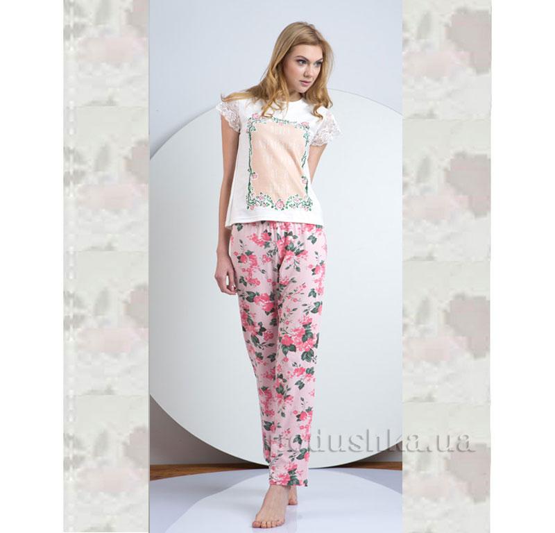 Пижама Ellen LNP 028/001 Цветы