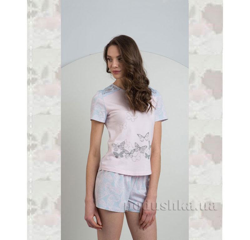 Пижама Ellen LNP 033/001 Бабочки