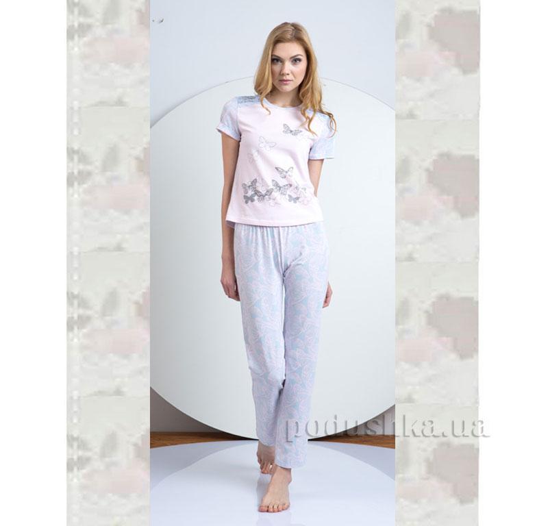 Пижама Ellen LNP 034/001 Бабочки