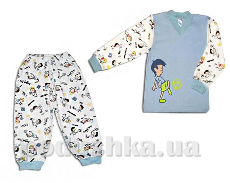Пижама Футболист-1 Габби