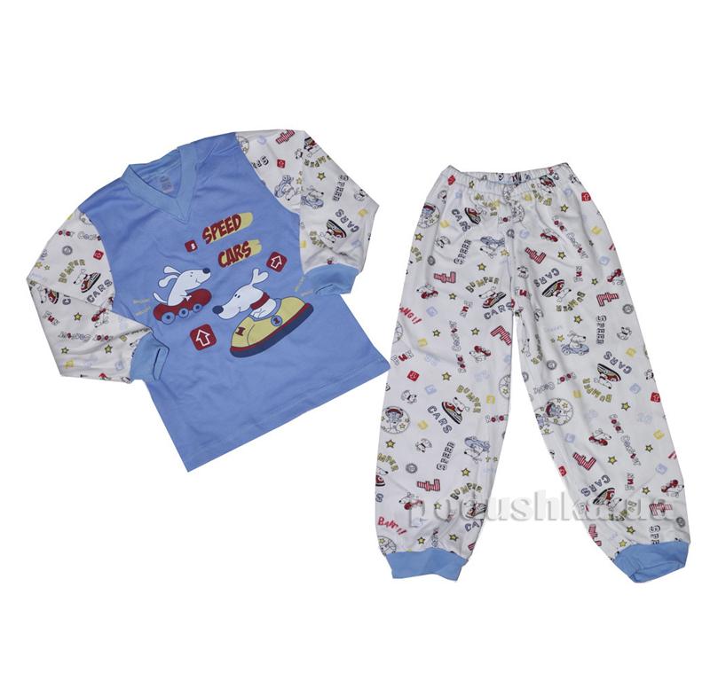 Пижама Габби Картинг 00363