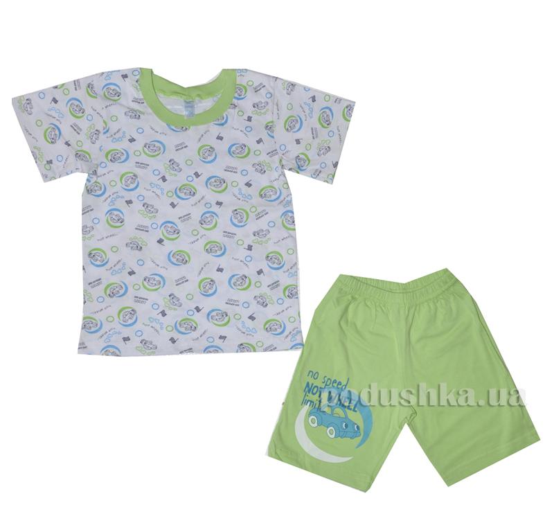 Пижама Габби Машинка-2 00589