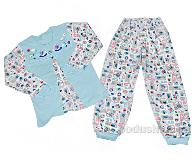 Пижама Ромашки Габби