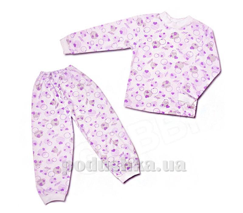Пижама теплая Габби 1402