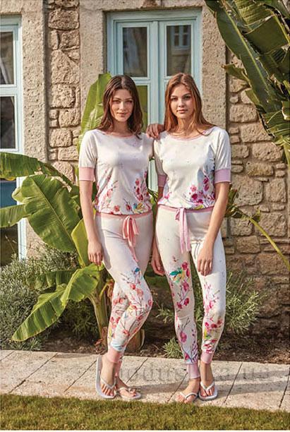 Пижама женская Feyza 3263