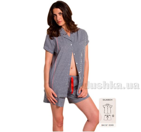 Пижама женская Guasch DA132 D349