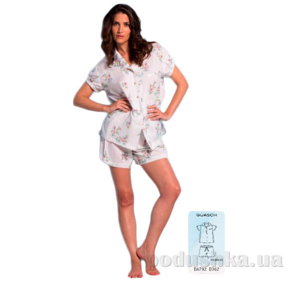 Пижама женская Guasch DA792 D362
