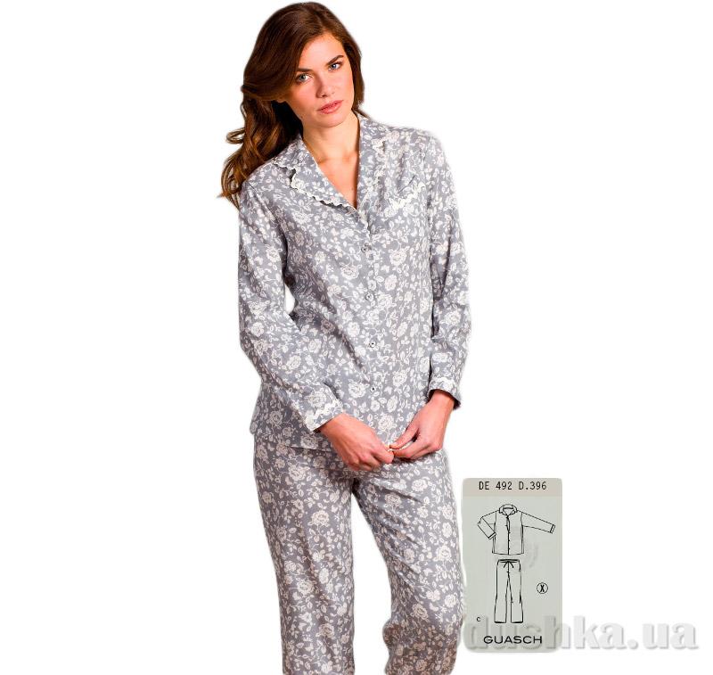 Пижама женская Guasch DE492 D396
