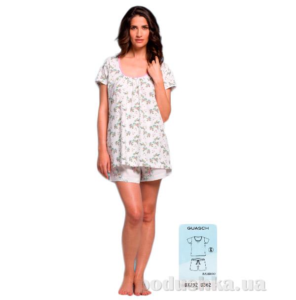 Пижама женская Guasch DX792 D362