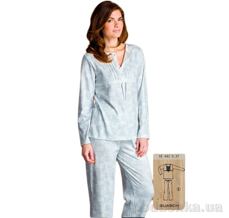 Пижама женская Guasch KE442 D37