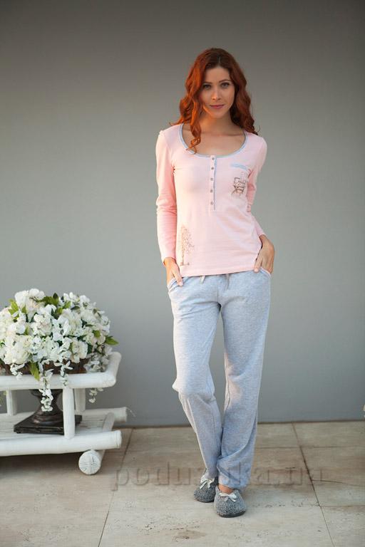Пижама женская Hays 4162 розовая