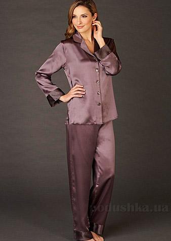 Шелковая женская пижама Имате 16