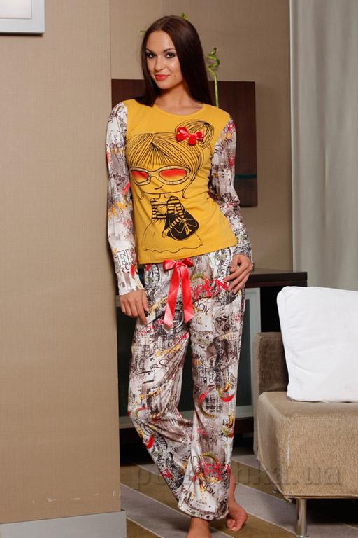 Пижама женская Lady Lingerie 9170