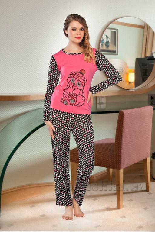 Пижама женская Lady Lingerie 9204