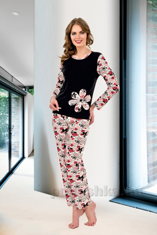 Пижама женская Lady Lingerie 9227
