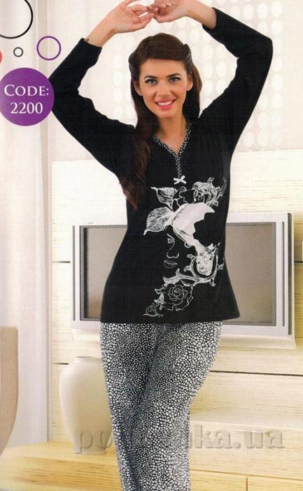Пижама женская Night Angel 2200