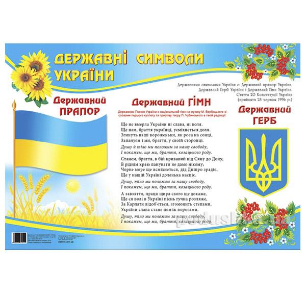 Плакат Символика Зірка 06693040