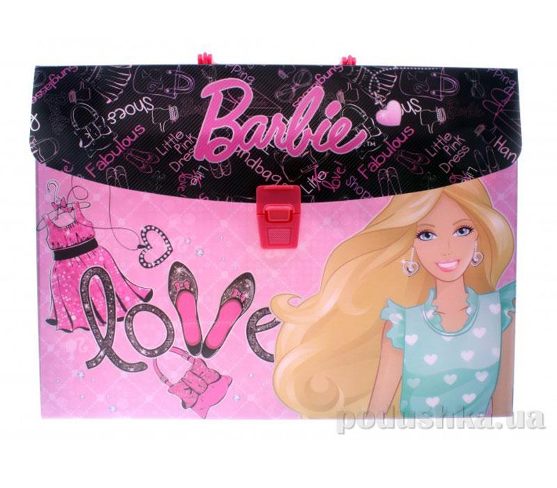 Пластиковая папка-чемодан Barbie BRAB-US1-PLB-FB65