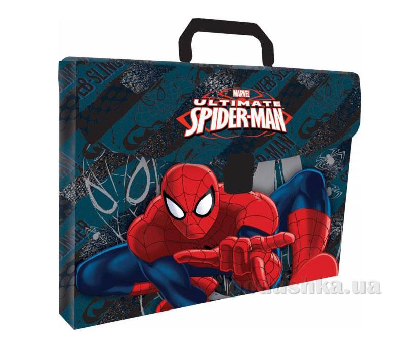 Пластиковая папка-чемодан Spider Man SMAB-US1-PLB-FB65