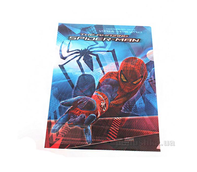 Пластиковая папка-уголок Spider-man