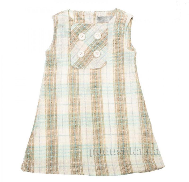 Платье букле Kids Couture 16-04 в полоску