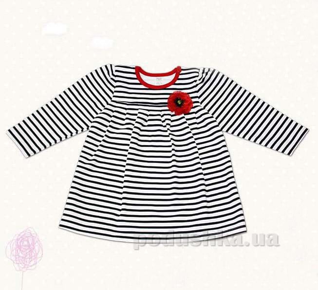 Платье детское Bonka ПЛ-105-21 в полоску