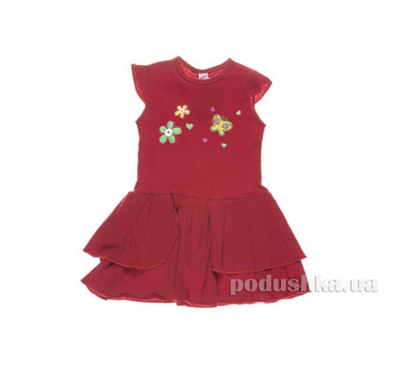Платье детское Niso Baby 5054 красное