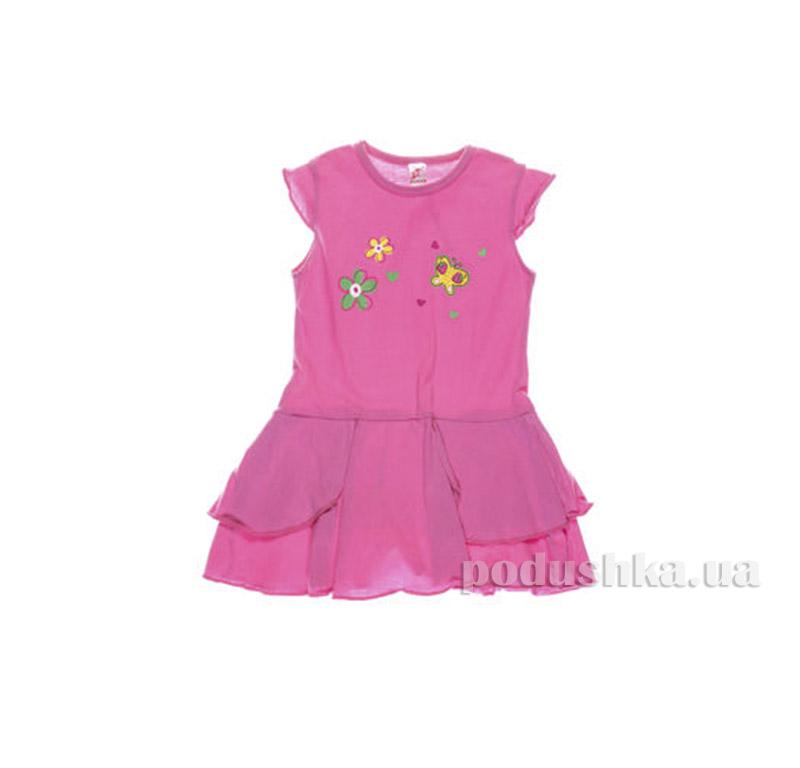 Платье детское Niso Baby 5054 розовое