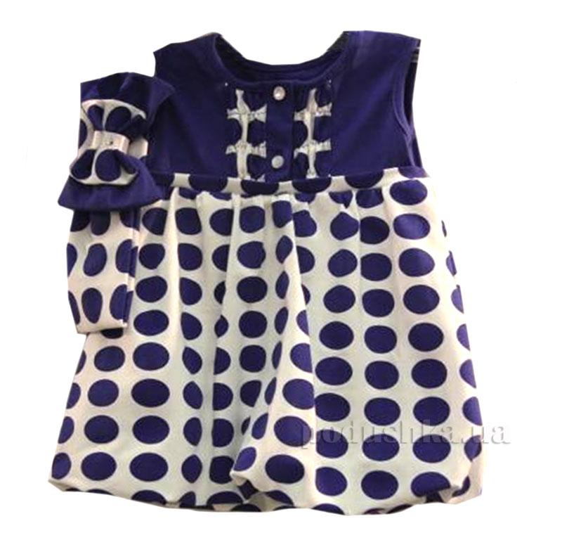 Платье для девочки Baby Life 1.-44 кулир