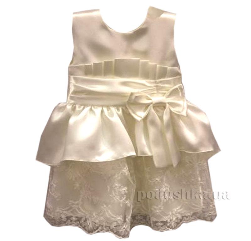 Платье для девочки Baby Life 17-39 атлас