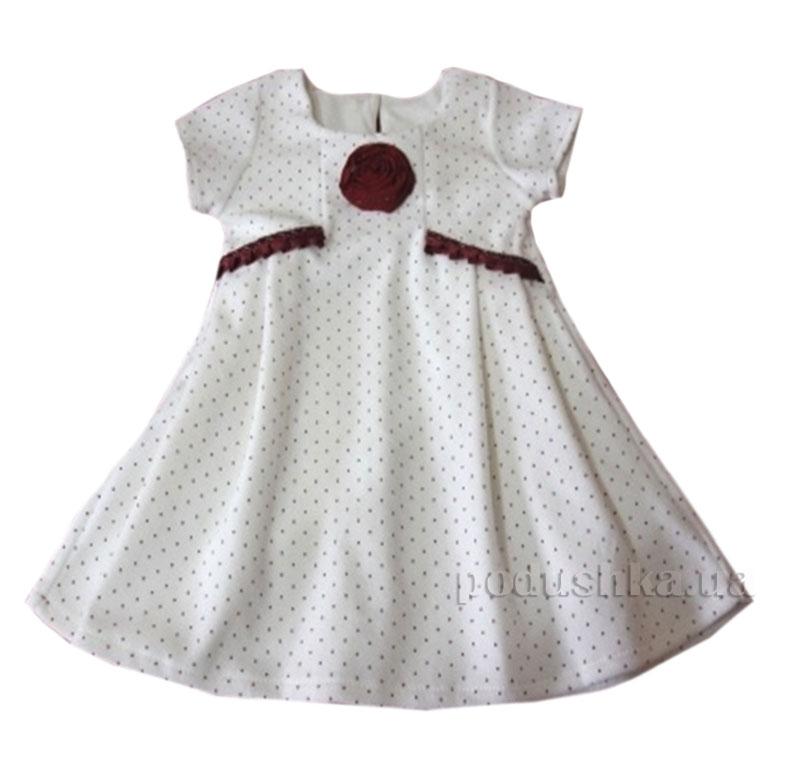 Платье для девочки Baby Life 6.-48 велюр