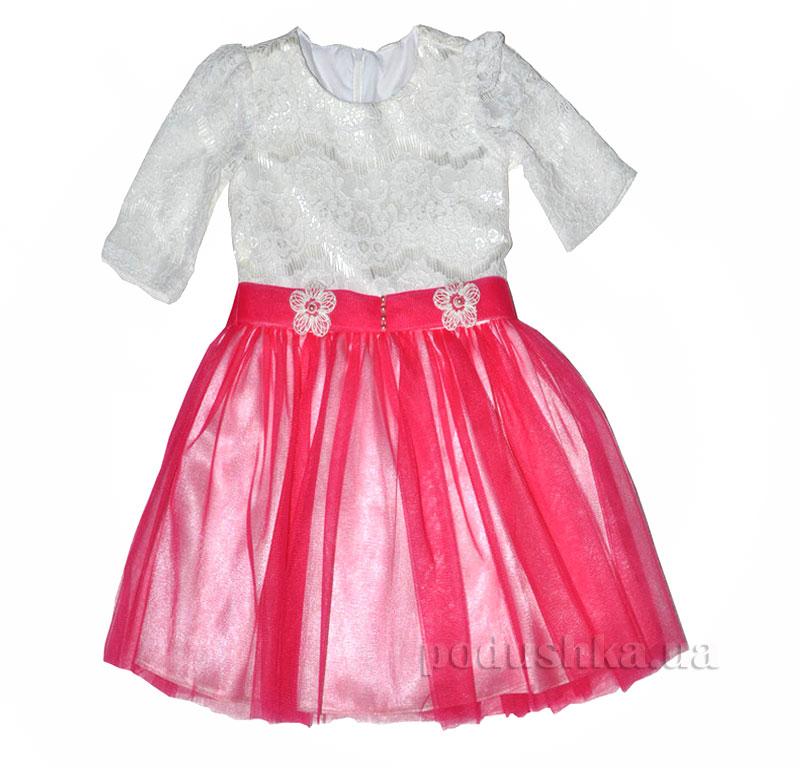 Платье для девочки Деньчик 7106 98  Деньчик