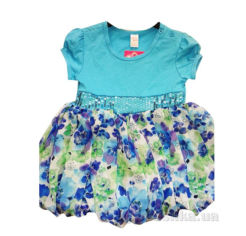 Платье для девочки Gloria Jeans 59342г