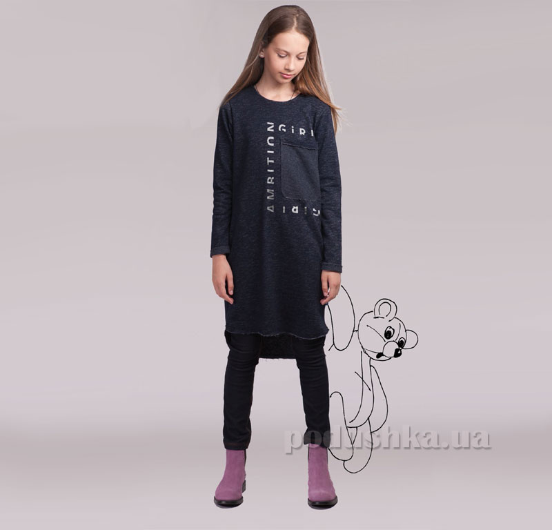 Платье для девочки Овен Амбиция 16С1-217-2
