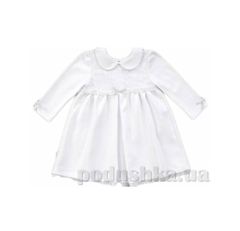 Платье для малышки Bembi ПЛ123 интерлок