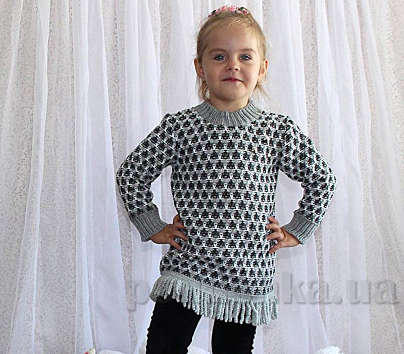 Платье Индиана Джонс хлопок/акрил Volypok V3735-92