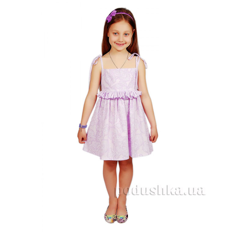 Платье Kids Couture 15-304 сиреневое
