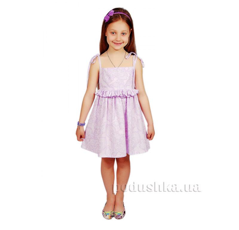 Платье Kids Couture 15-304 сиреневое