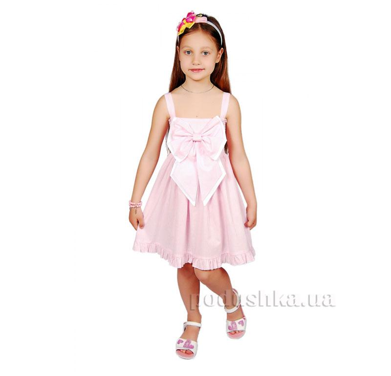 Платье Kids Couture 15-305 в розовую точку