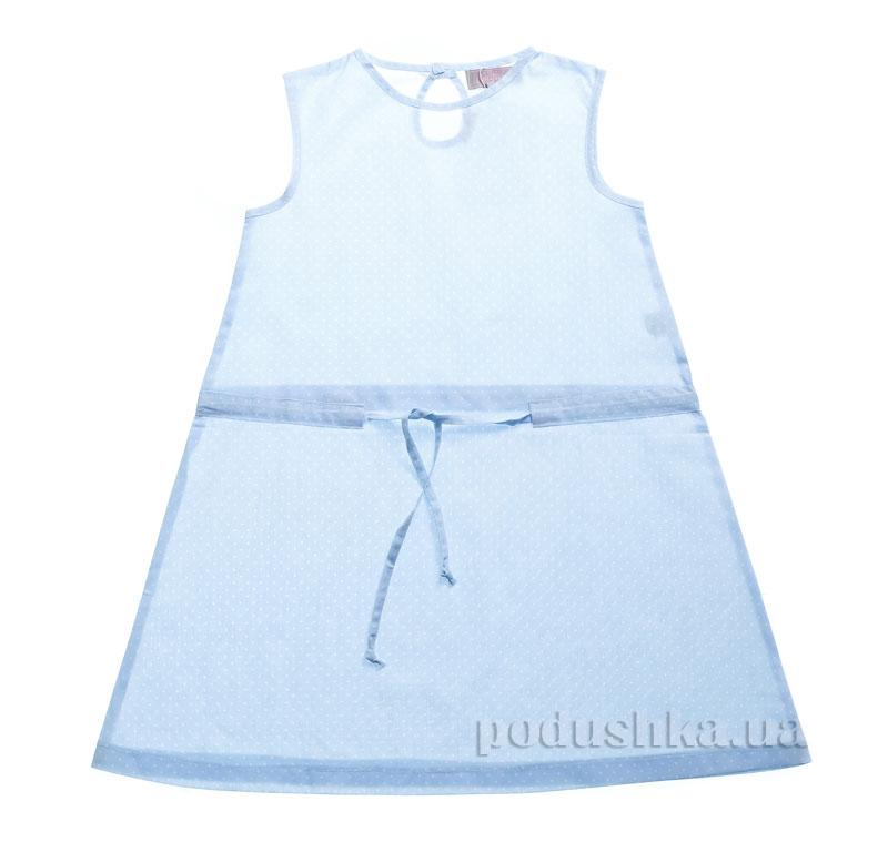 Платье Kids Couture 15-309 в голубой горох
