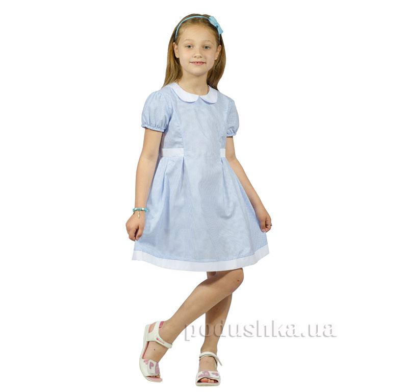 Платье Kids Couture 15-316 в синюю точку