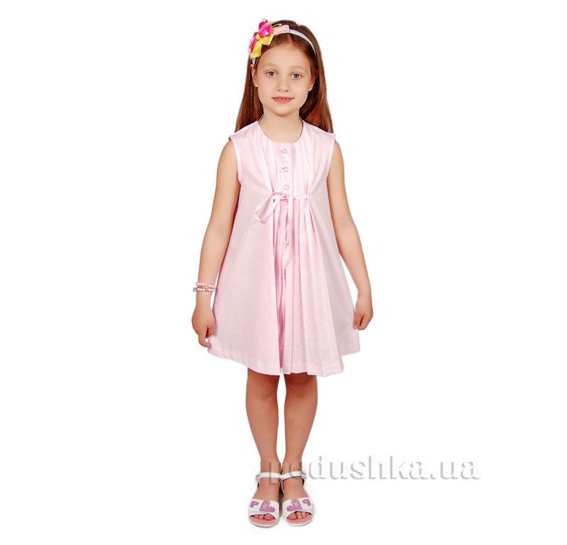 Платье Kids Couture 15-318 в розовую точку