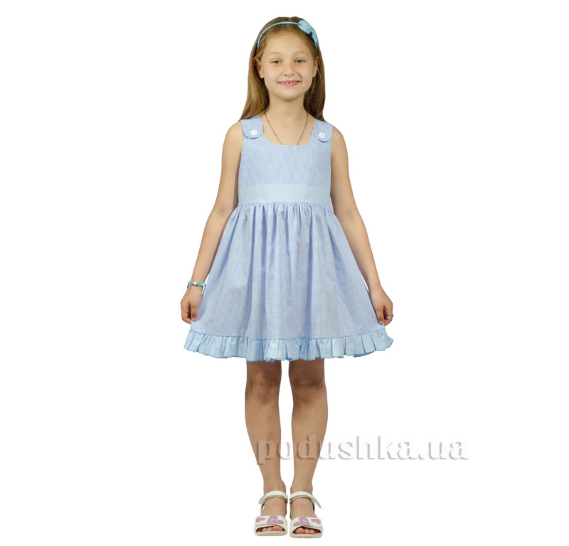 Платье Kids Couture 15-324 в синюю точку