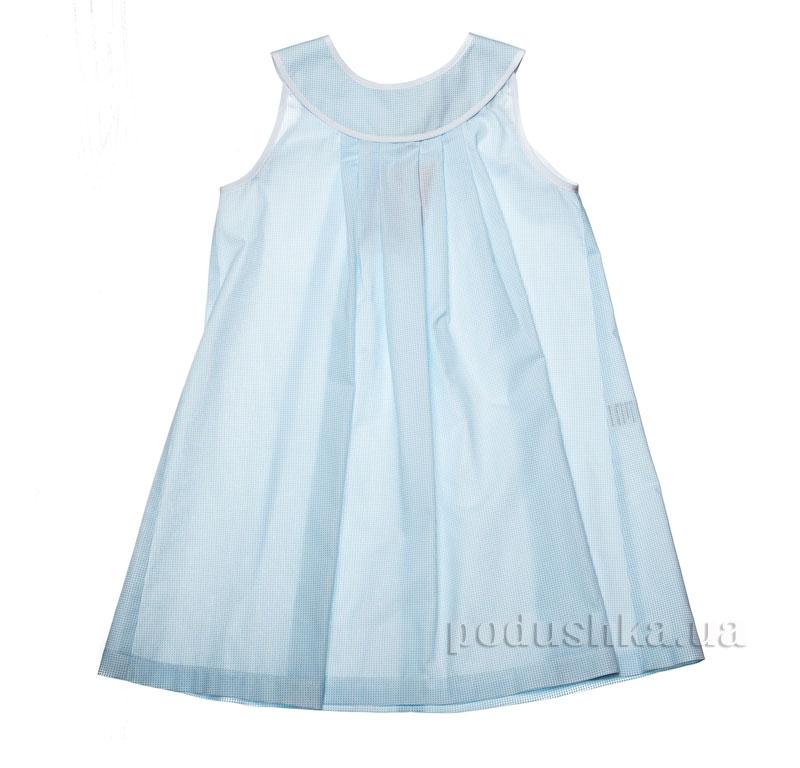 Платье Kids Couture 15-325 в голубую точку