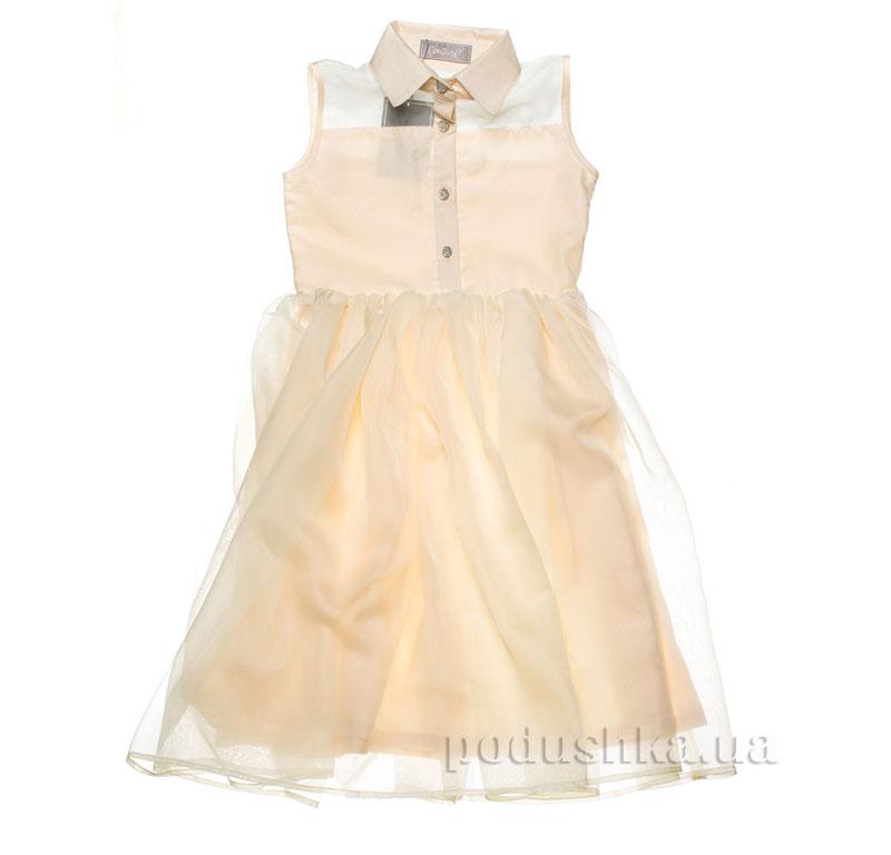 Платье Kids Couture 15-410 молочное